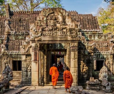 Tour Cambodia 4 ngày 3 đêm