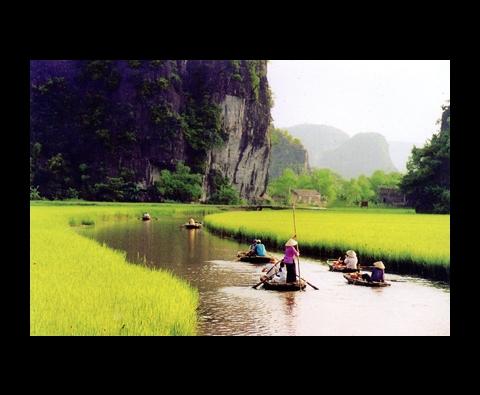 Tour Tam Cốc - Cúc Phương 1 ngày