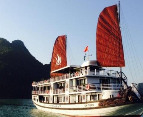 Du thuyền Hạ Long 4 sao GardenBay Cruise tại Hạ Long