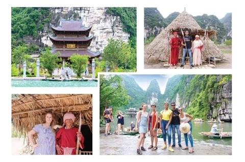 MB01 Landtour ghép Miền Bắc: Hà Nội  Hạ Long Ninh Bình 4 ngày 3 đêm