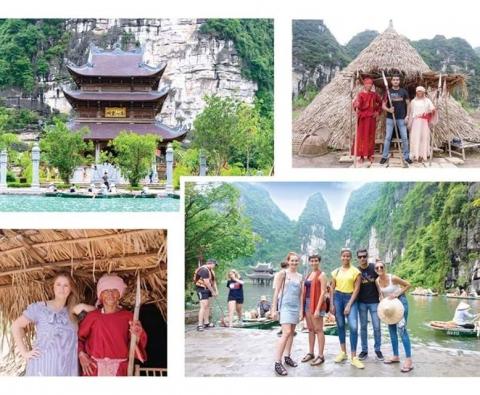 MB01 Landtour ghép Miền Bắc Hà Nội  Hạ Long Ninh Bình 4 ngày 3 đêm