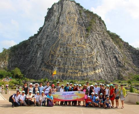 Tour du lịch Thái Lan Bangkok Pattaya hàng tuần 5 ngày 4 đêm