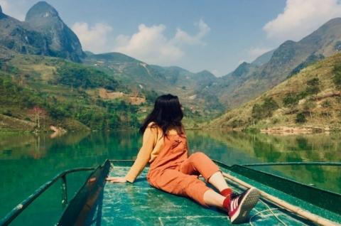 Tour ghép Hà Giang: Khám Phá Sông Nho Quê, Hẻm Vực Tu Sản -  sâu nhất Đông Nam Á