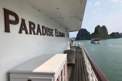 Combo du lịch du thuyền Paradise 5 sao - Paradise suite Hotel 3 ngày 2 đêm
