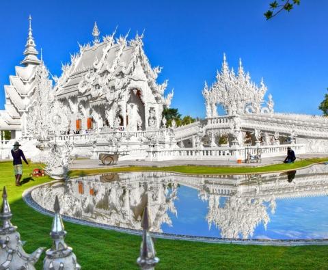 Tour ghép Thái Lan Chiang Mai Chiang Rai 4 ngày 3 đêm