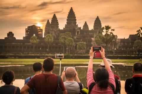 Tour ghép Campuchia Hà Nội Phnompenh Siemreap