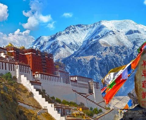 Du lịch Tây Tạng: Nam Ninh - Lhasa -Yamdrok