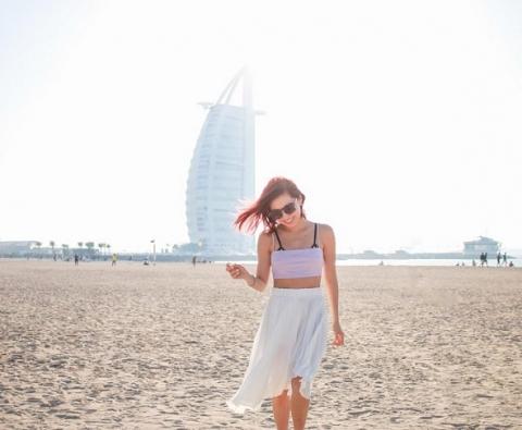 Du lịch Dubai: DUBAI – ABUDHABI – SAFARI