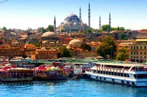 Du lịch Thổ Nhĩ Kỳ ISTANBUL – CANAKKALE – KUSADASI – PAMUKKALE - KONYA – CAPPADOCIA