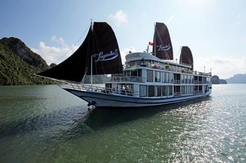 Du lịch Hạ Long Cát Bà - Du thuyền La Pinta Cruise 5 sao