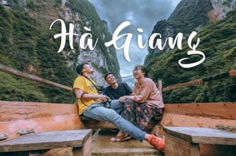 Tour ghép Hà Giang: Khám Phá Sông Nho Quế, Hẻm Vực Tu Sản -  Sâu nhất Đông Nam Á