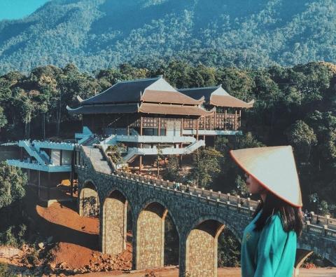 Tour du lịch Bắc Giang Chùa Vĩnh Nghiêm - Tây Yên Tử
