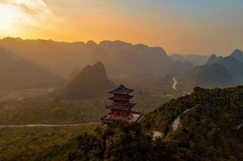 Tour du lịch Chùa Tam Chúc - KDL Tràng An