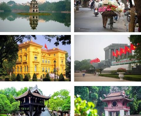 MB07 Landtour Miền Bắc: Hà Nội - Hạ Long - Sapa - Chùa Hương/ Yên tử - Ninh Bình 7 ngày 6 đêm