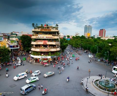 MB03 Landtour Miền Bắc: Hà Nội Sapa Ninh Bình Chùa Hương