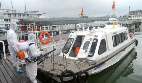 Quảng Ninh tạm dừng đón khách tham quan các di tích, danh thắng, điểm du lịch từ 0h ngày 12/3 đến 0h ngày 27/3