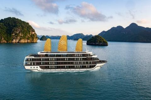 Du thuyền 5 sao Laregina Grand Cruise 3 ngày 2 đêm