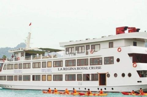Combo Du lịch Hạ Long 3 ngày 2 đêm LareginaCruise  5 sao và Khách sạn