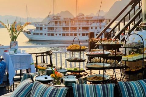 Du thuyền 6 sao Hera Cruise - Kỉ nghỉ sang chảnh của các VIP