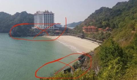 Cần cho du Khách Cảnh báo nhận biết Dòng chảy xa bờ tại bãi biển