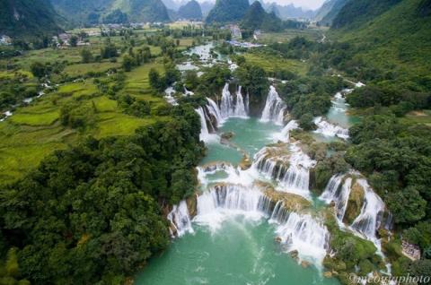 Du lịch Ba bể  -Cao Bằng - Thác Bản Giốc hàng tuần