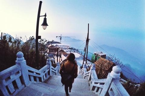 Tour ghép Sapa - Cát Cát - Hàm Rồng - Phanxiphang 3 ngày 2 đêm