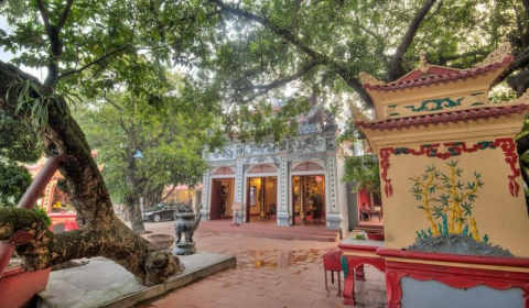 Hướng dẫn đi Phủ Tây Hồ- Nơi thờ công chúa Liễu Hạnh