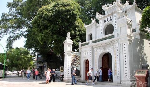 Du lịch Hà Nội: Huyền thoại đền Quán Thánh