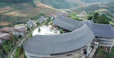 Review Mù Cang Chải Resort là Resort 5 sao đầu tiên tại Mù Cang Chải Yên Bái